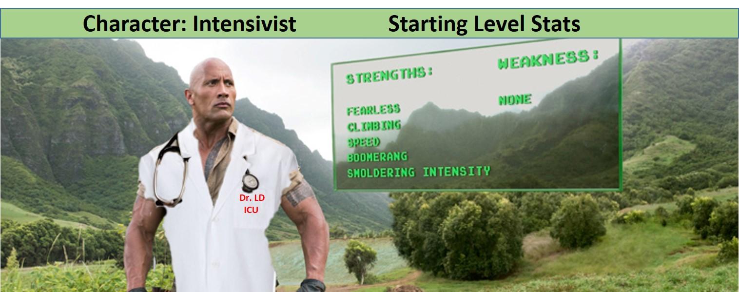 ICU physician
