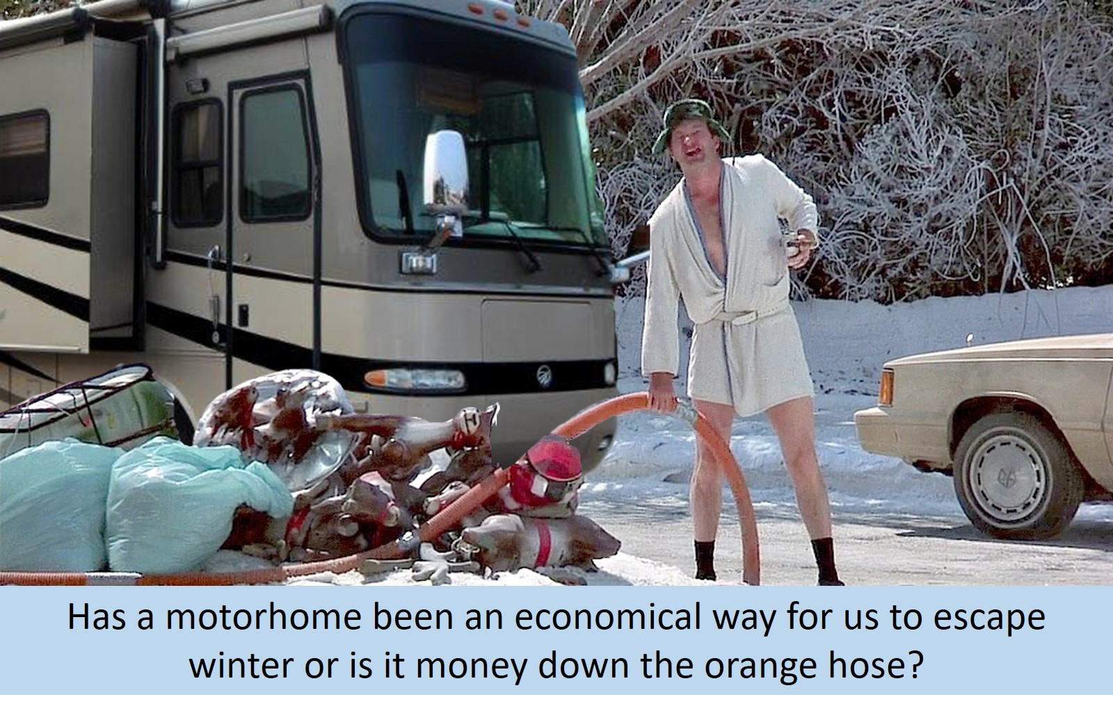 Christmas Vacation Rv.Is Our Motorhome A Money Saver Or Sewer Physician Finance