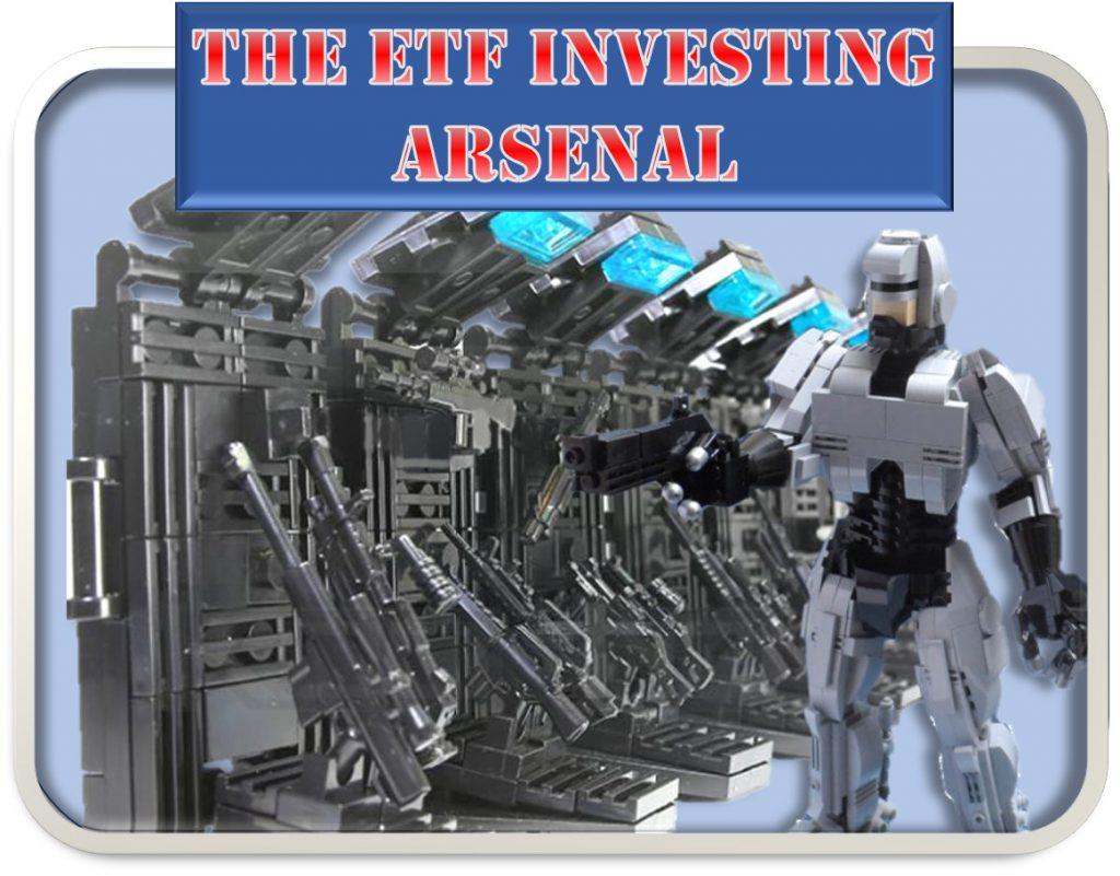 ETF model portfolio